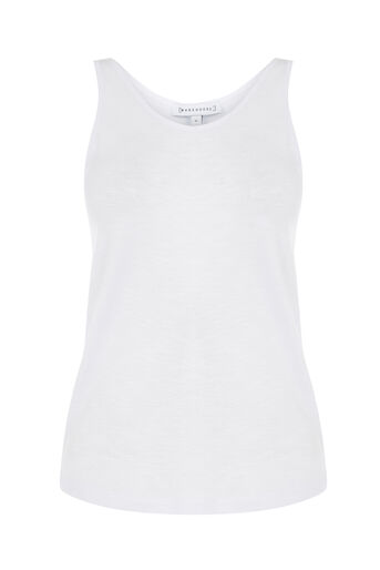 Warehouse, SWING VEST White 0