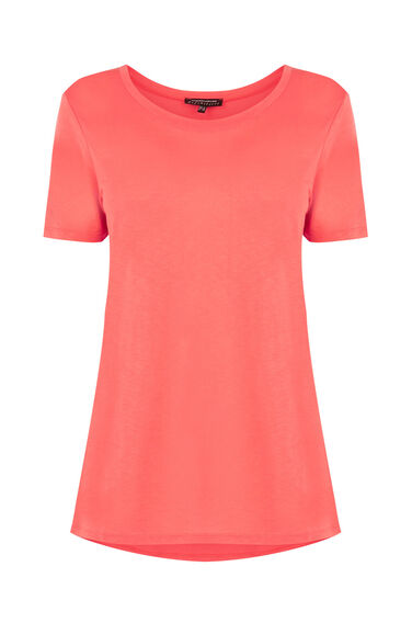 Warehouse, CLASSIC TEE Orange 0