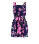 Warehouse, PALM PRINT BEACH PLAYSUIT Multi 0