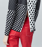 Warehouse, POLKA DOT JUMPER Black Pattern 4