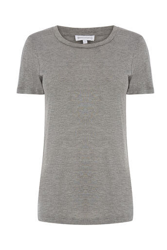 Warehouse, SMART TEE Light Grey 0