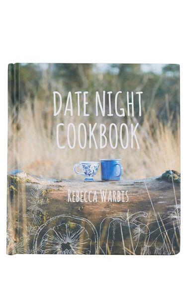 Warehouse, Date Night Cookbook Book Multi 0