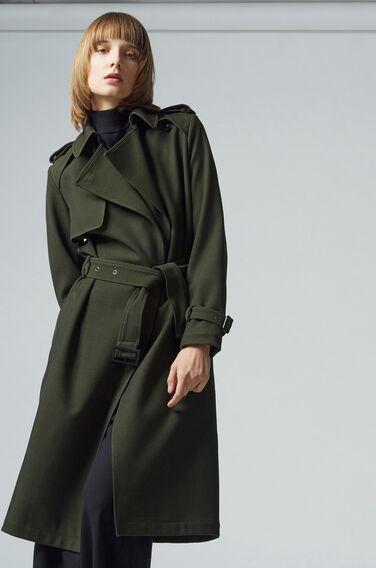 Warehouse, Premium Trench Coat Khaki 1