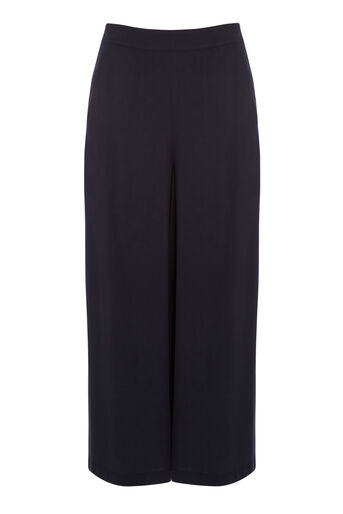 Warehouse, CASUAL CULOTTES Navy 0