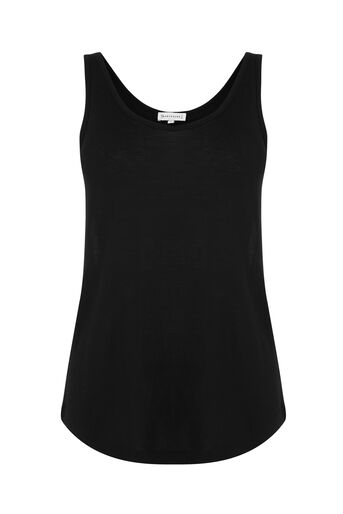 Warehouse, SWING VEST Black 0