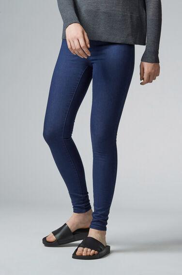 Warehouse, Ultra Skinny Cut Jean Indigo Denim 0