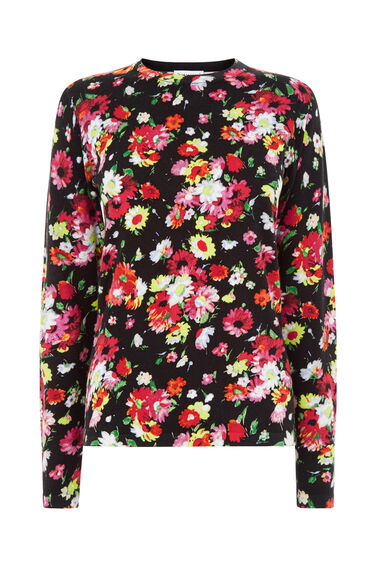 Warehouse, WOODSTOCK FLORAL PRINT JUMPER Multi 0