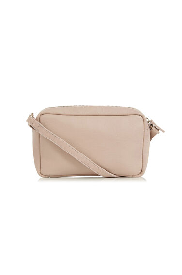 Warehouse, BOXY CROSSBODY BAG Light Pink 0