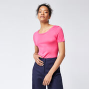 Warehouse, SMART T-SHIRT Light Pink 1