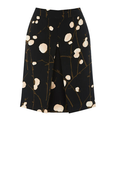 Warehouse, FIRE FLY PRINT SKIRT Multi 0