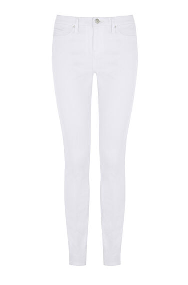 Warehouse, Second Skin jeans White 0