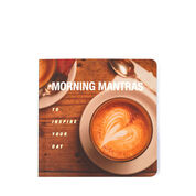 Warehouse, Morning Mantras Book Multi 0
