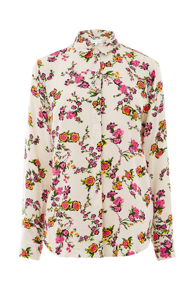 SPACED SIDNEY FLORAL SHIRT