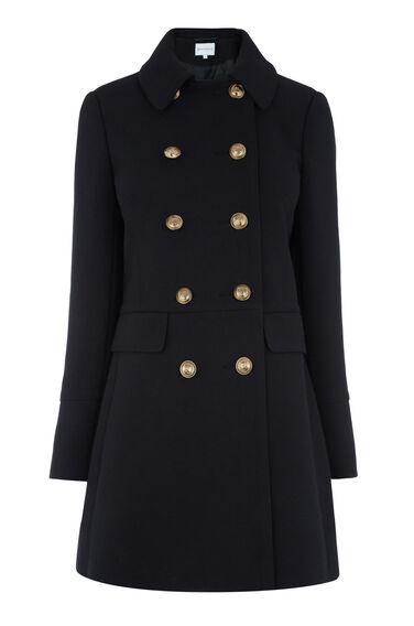 Femme Pea Coat