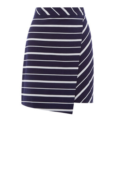 CELIA STRIPE SKIRT