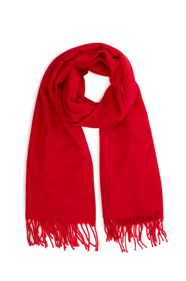 SOFT PLAIN SCARF