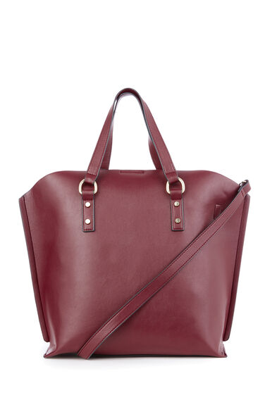 HARDWARE CURVE TOP SHOPPER