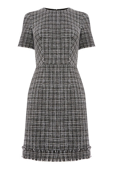 MONO TWEED DRESS