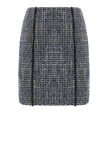 BRIDGET TWEED PELMET SKIRT