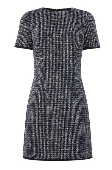 BRIDGET TWEED SHIFT DRESS