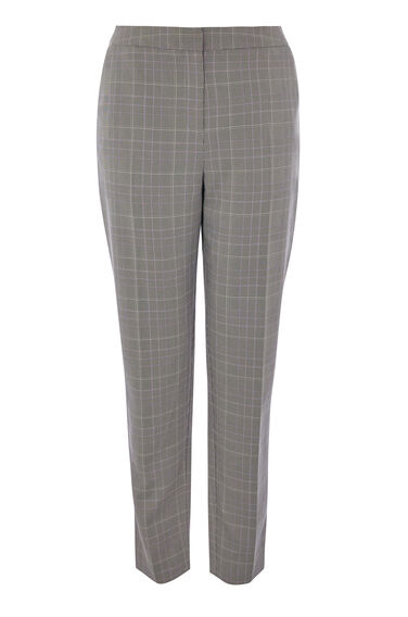 HERITAGE CHECK TROUSERS