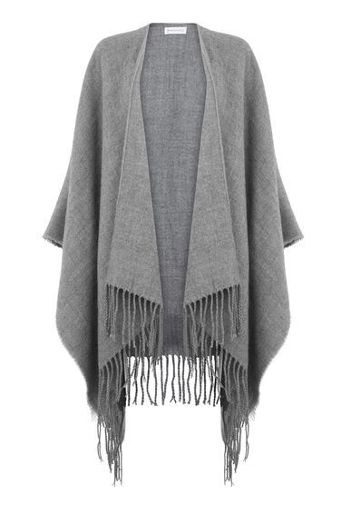 SOFT PLAIN CAPE
