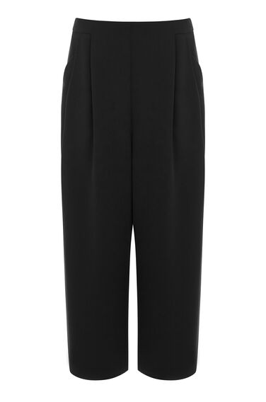 SOFT PLEATED CULOTTES