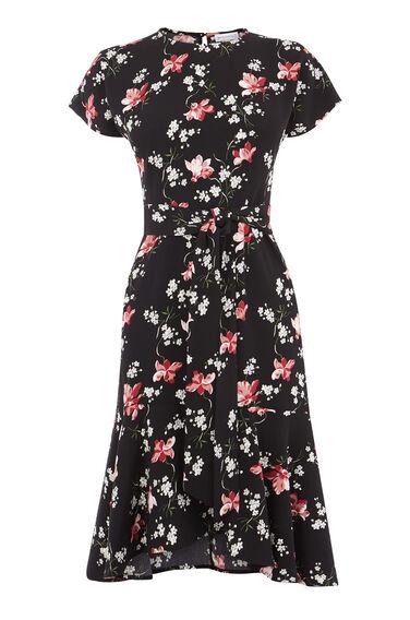 CONSTANTINE FLORAL DRESS