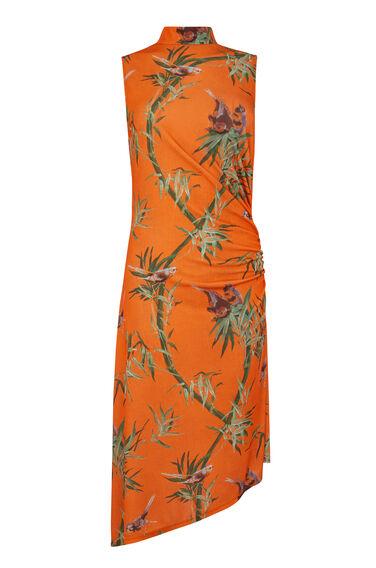 SONGBIRD ASYMMETRIC DRESS