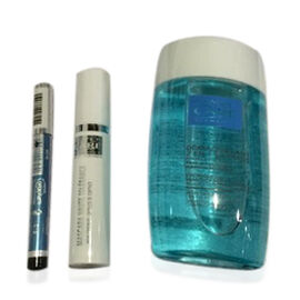 Butterflies Healthcare- Eye Care High Tolerance Mascara Blue, Eye Care Pencil Eyeliner Blue plus 150ml 2 in 1 Express eye Makeup Remover