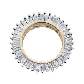 DOD - ILIANA 18K Y Gold IGI Certified Diamond (Bgt) (SI/G-H) Pendant 0.500 Ct.