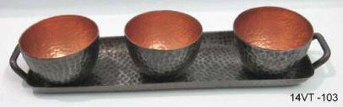 Home Decor Jar Cut Work Tea Light or Candle Holder