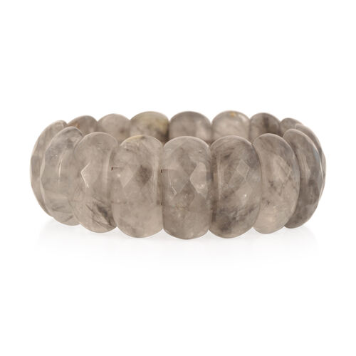 Quartz Stretchable Bracelet (Size 7.5) 364.200 Ct.