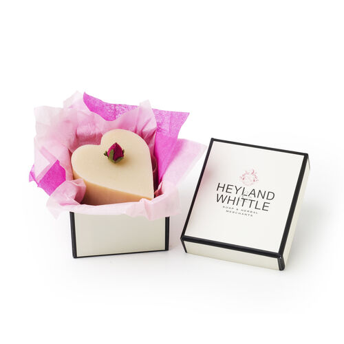 Heyland and Whittle Handmade and Natural Queen of the Nile Heart Soap (40.00 Gms.)