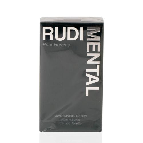 Rudimental-Silver Edition 100ml Mens EDT