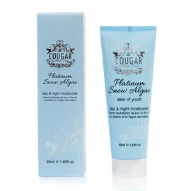 COUGAR- Snow Algae 24hr day and night cream