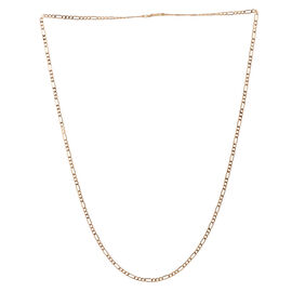 Close Out Deal 14K Y Gold Figaro Chain (Size 30), Gold wt 6.47 Gms.
