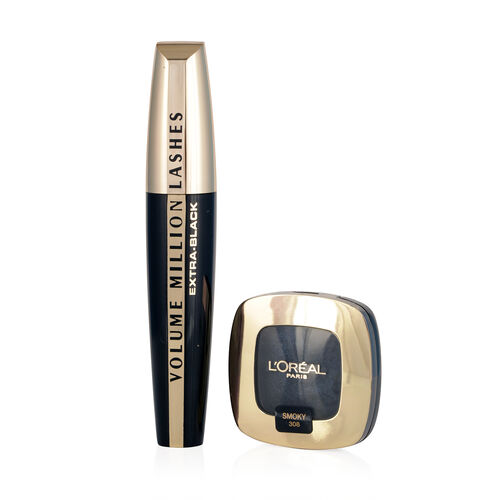 Loreal Parisian Smokey Eyes Gift Set