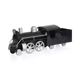 Home Decor - Black Colour Handmade Steam Engine