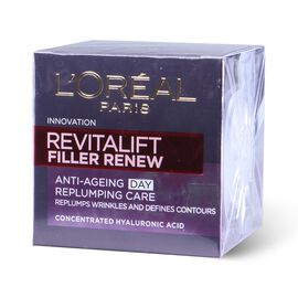 LOREAL DE Revitalift Filler Day Pot (50 ML)