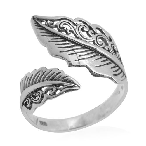 Royal Bali Collection Sterling Silver Ring, Silver wt 3.59 Gms.