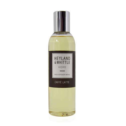 Heyland and Whittle 894 Caffe Latte Reed Difuser Refill 200ml