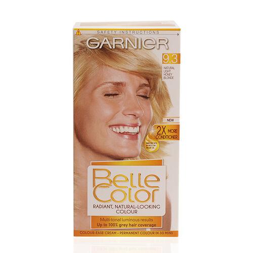 Garnier Belle Color 9.3 Light Honey Blonde