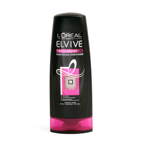 Loreal Paris Elvive Triple Resist Conditioner 250ml