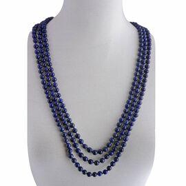Lapis Lazuli Necklace (Size 100) 1100.000 Ct.