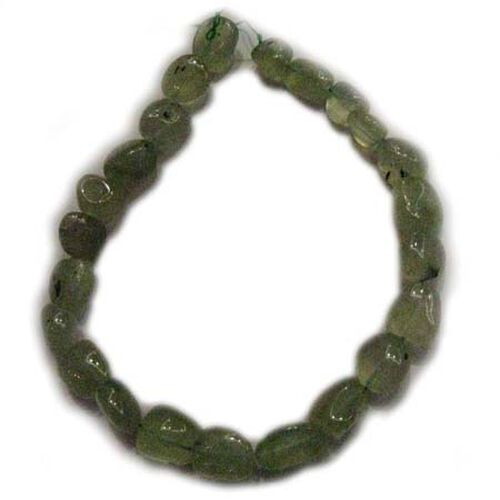 Prehnite Gemstone Chain (Beads) 550.00 Ct.
