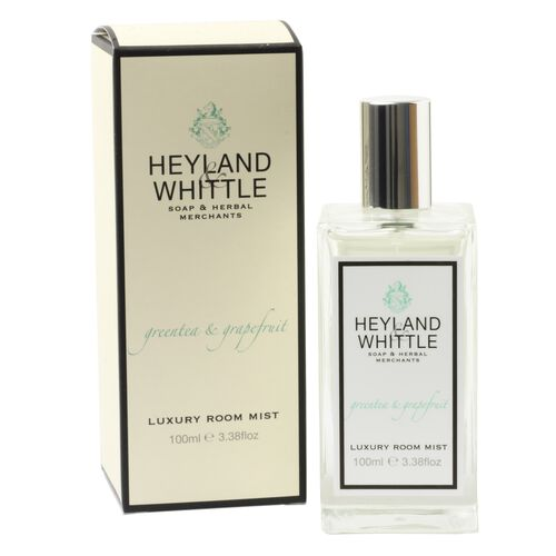 Heyland and Whittle 507 Room Mist Greentea and Grapefruit 100ml