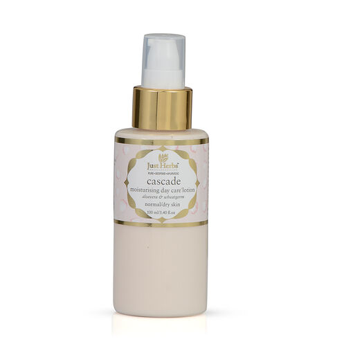 (Option 2) Just Herbs Cascade Day Care Lotion (100 ml)