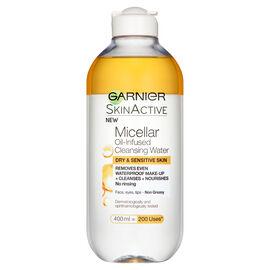 Garnier Micellar Oil-Infused Cleansing Water 400ml