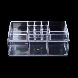 (Option 3) Transparent Cosmetic Organizer (Size 23x11x8.5 Cm)